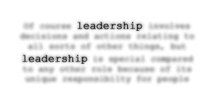Leadership 150